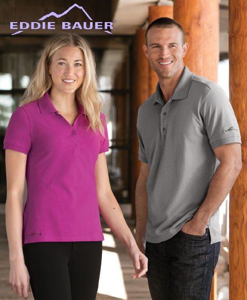 company logo polo shirts