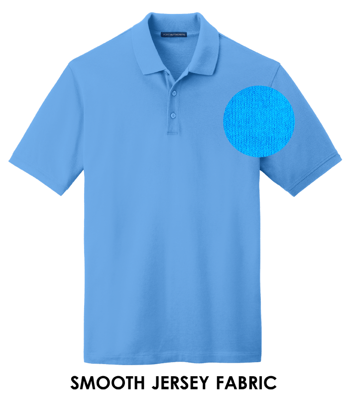 custom embroidered polos