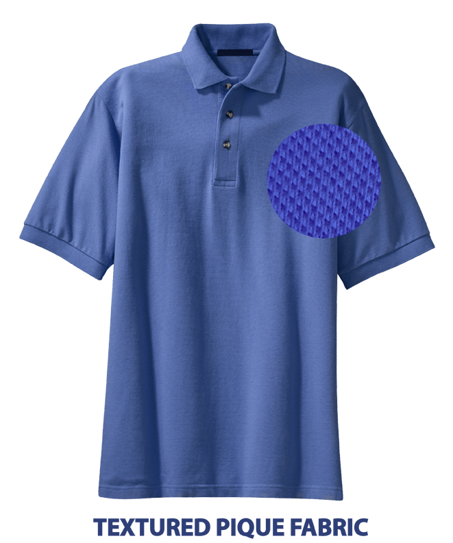 polo shirts with logo embroidered