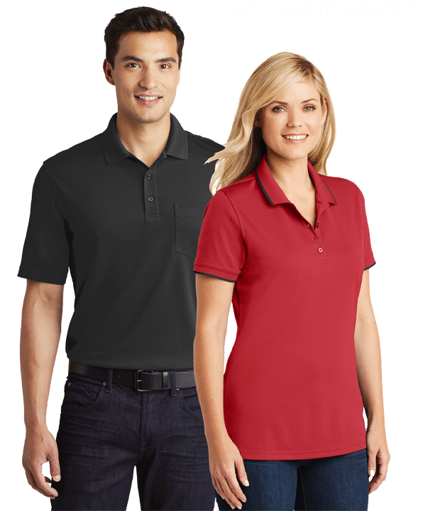 customized polo shirt design