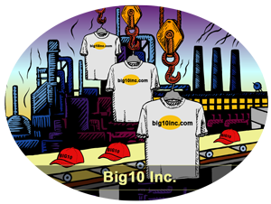 Big 10 Embroidery Services